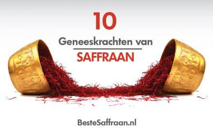 Geneeskrachten Van Saffraan