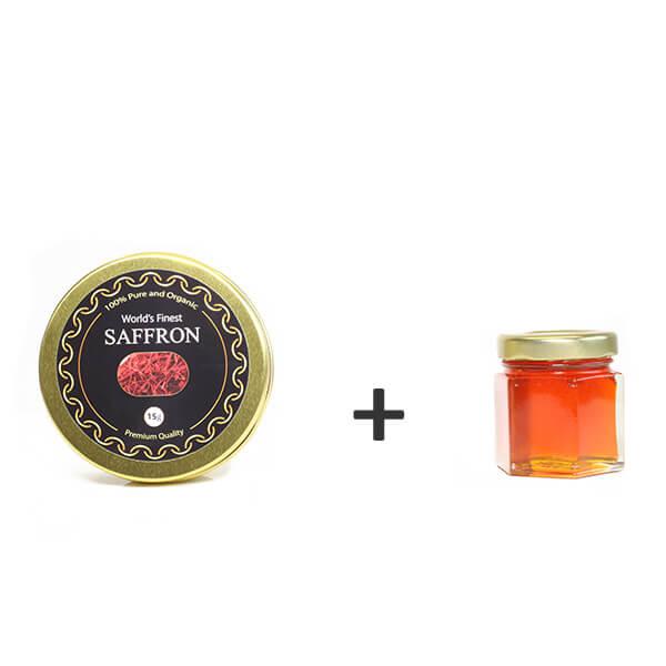 Gratis Saffraan honing