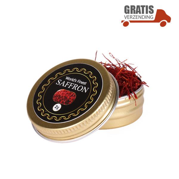 saffraan 2 gram