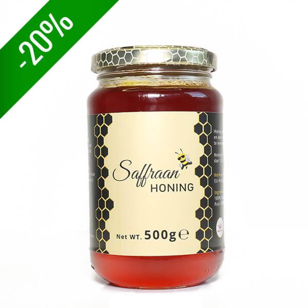 Saffraan Honing Groot